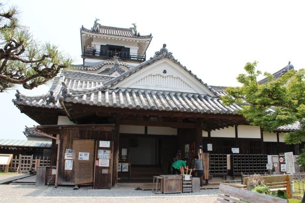 Kochi Castle, Shikoku