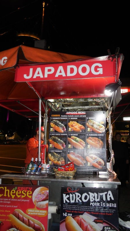 japadog cart