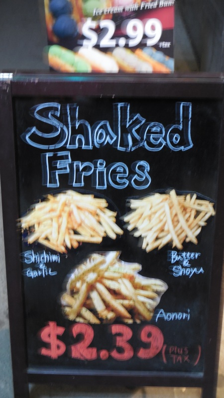 japadog shaked fries