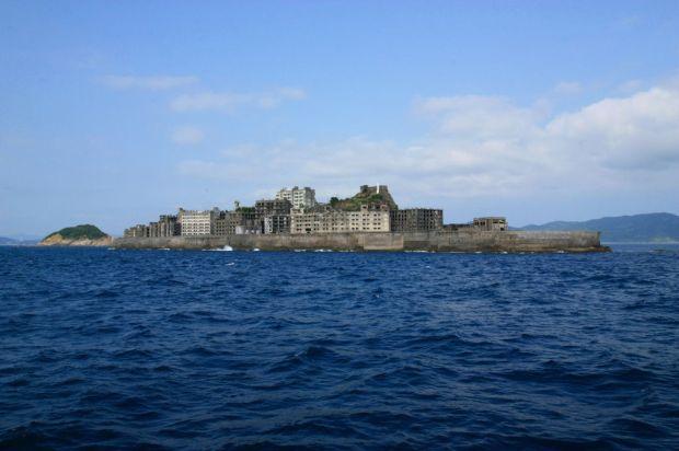 gunkanjima island