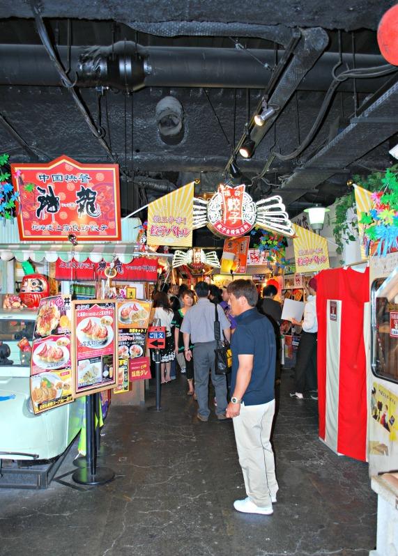 Namco Namjatown Stalls1