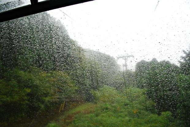 Hakone Ropeway Window 2