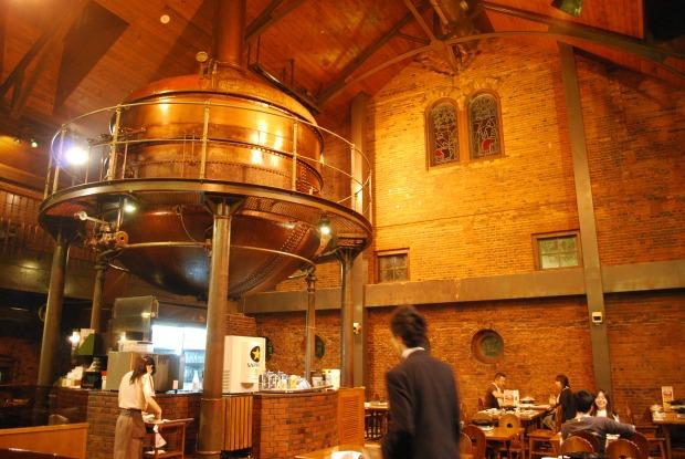 sapporo beer garden interior 3