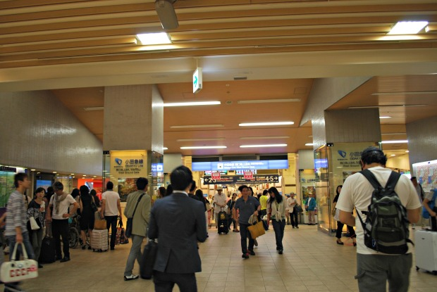 shinjuku station 3