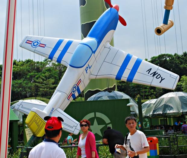 andys plane