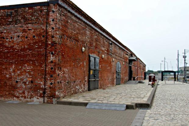 brick warehouses