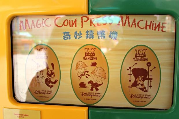 pressed pennies