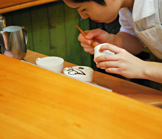 straw hat cafe coffee