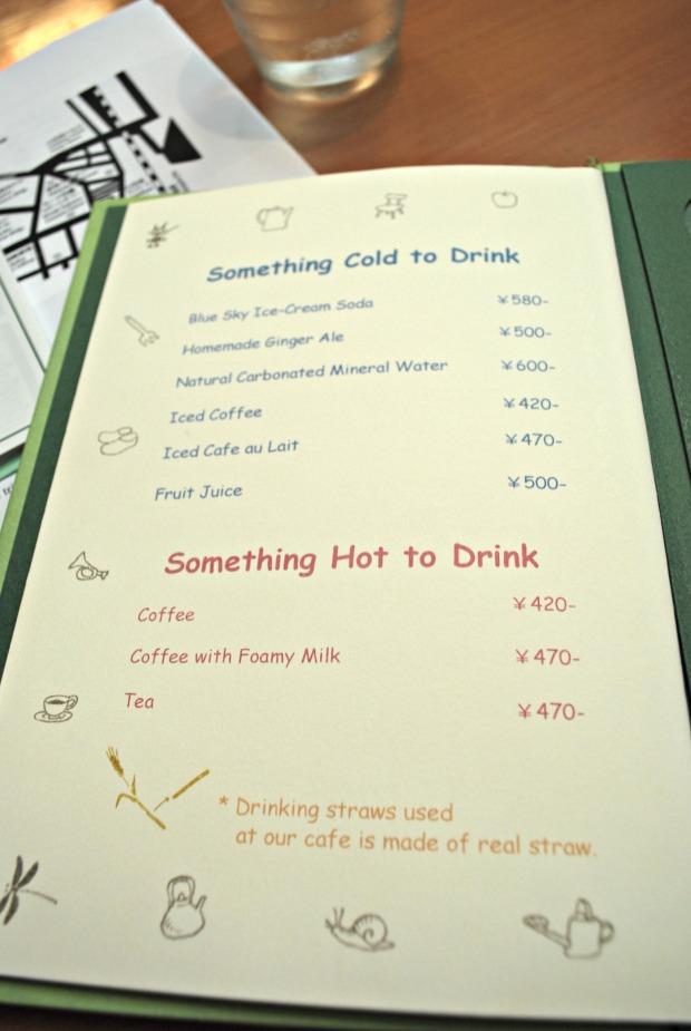 straw hat cafe english menu 4