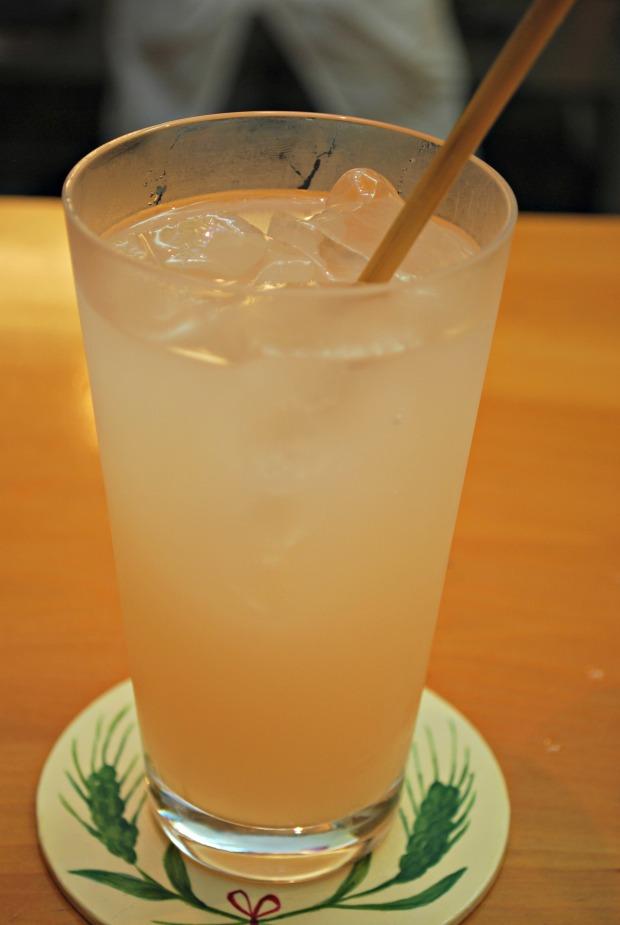 straw hat cafe ginger ale