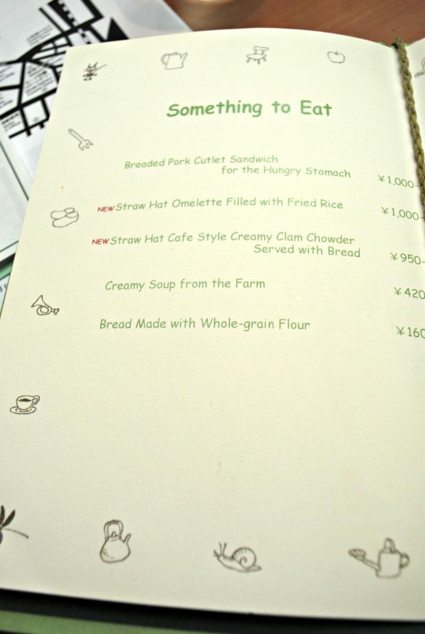 straw hat cafe menu english 2