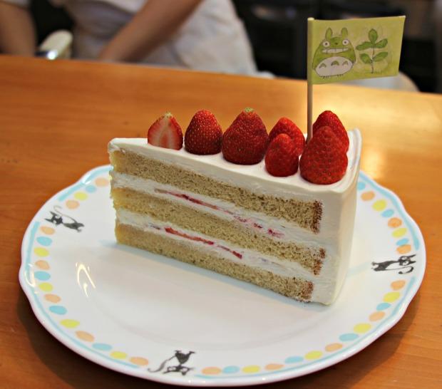 straw hat cafe strawberry cake
