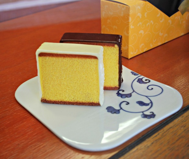 frosted castella