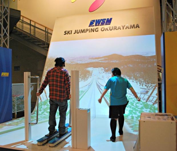 virtual okurayama ski jump 2
