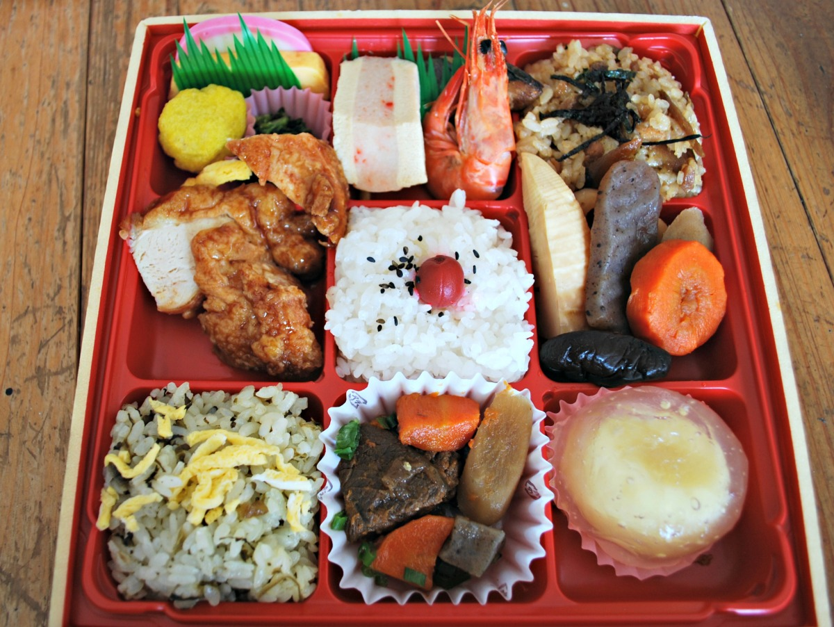 {Japan: Eat} Lunch On A High-Speed Train: Ekiben From 6 Different Cities