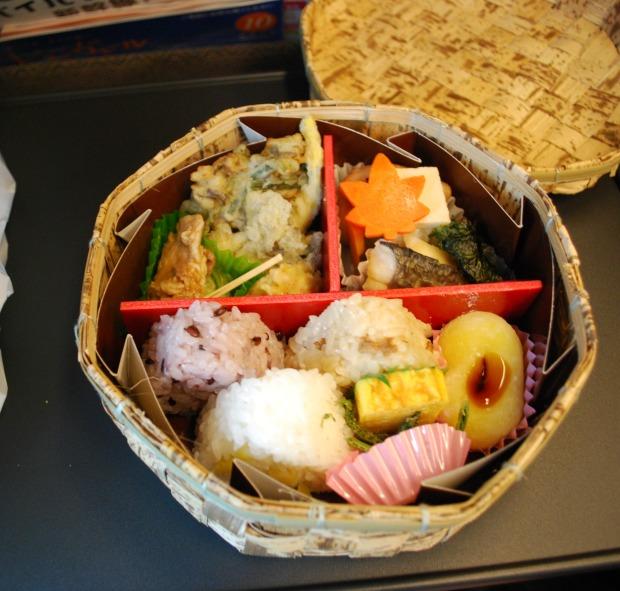 Sendai Ekiben